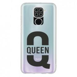 Coque queen pour Redmi Note 9