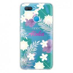 Coque aloha tropical pour A12