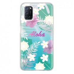 Coque aloha tropical pour A72