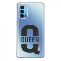 Coque queen pour Reno 4 pro