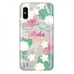 Coque aloha tropical pour Y81