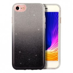 Coque Strass degrade noir...
