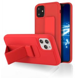 Coque Strap Rouge pour Apple Iphone 11