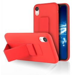 Coque Strap Rouge pour Apple Iphone XR
