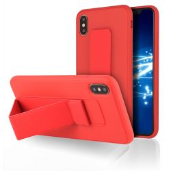 Coque Strap Rouge pour Apple Iphone XSMAX