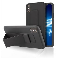 Coque Strap Noir pour Apple Iphone XSMAX