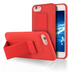 Coque Strap Rouge pour Apple Iphone 7 Iphone 8