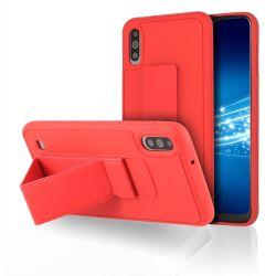 Coque Strap Rouge pour Samsung A10