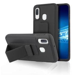 Coque Strap Noir pour Samsung A20e
