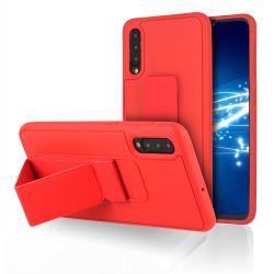 Coque Strap Rouge pour Samsung A50