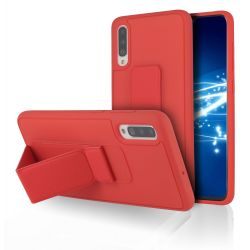 Coque Strap Rouge pour Samsung A70
