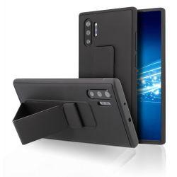 Coque Strap Noir pour Samsung Note 10 plus