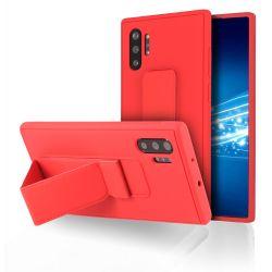 Coque Strap Rouge pour Samsung Note 10 plus