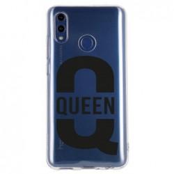 Coque queen pour Honor 10 lite