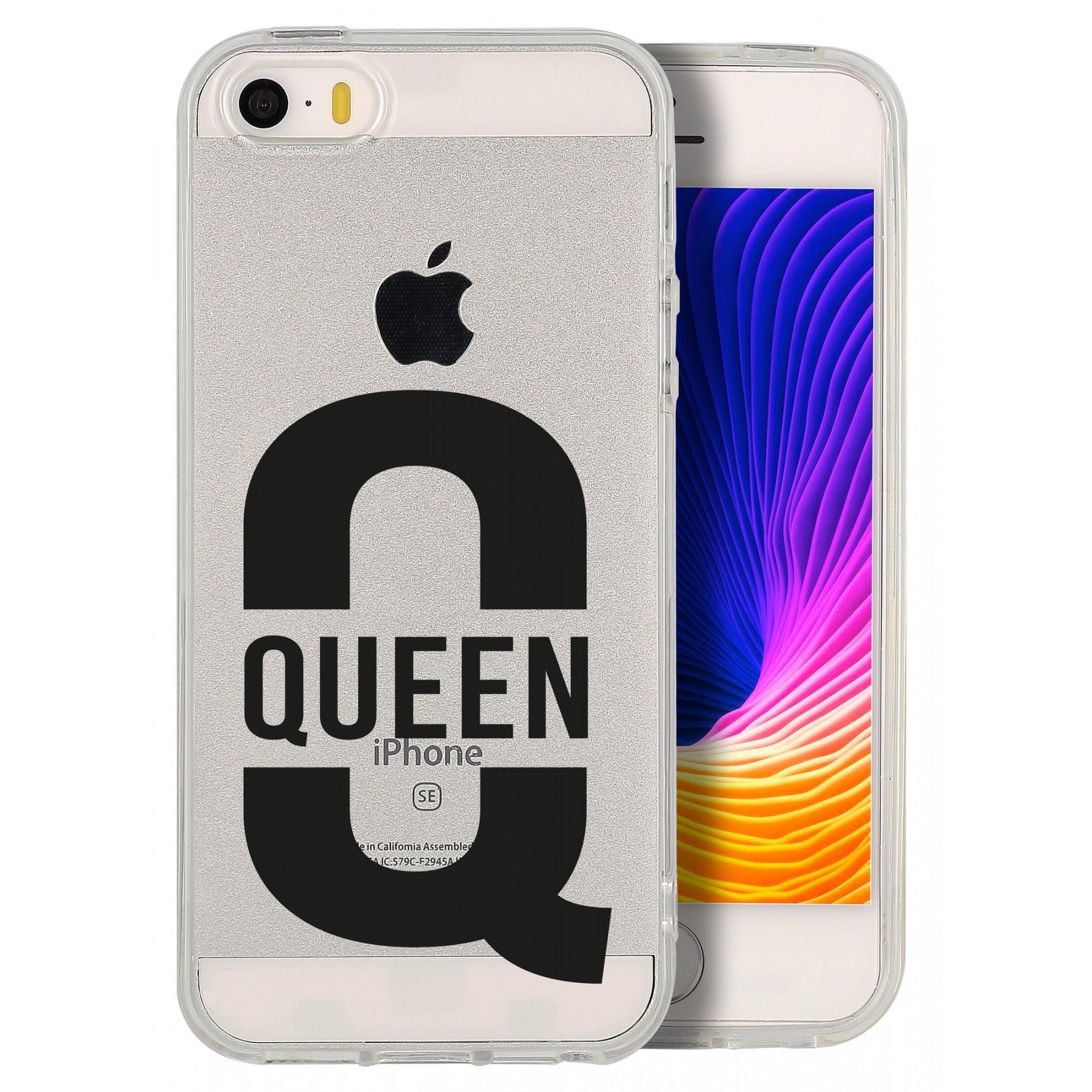 coque queen pour iphone 5s et se