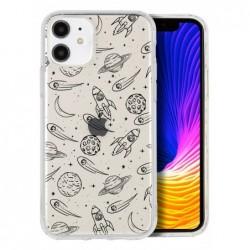 Coque spatial pour Iphone 11