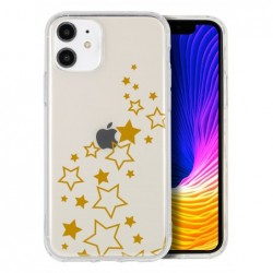 Coque etoile or pour Iphone 11