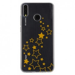 Coque etoile or pour Honor 8X