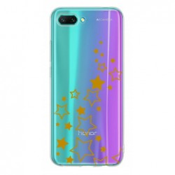 Coque etoile or pour Honor 10