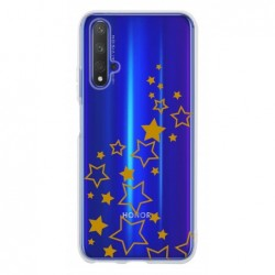 Coque etoile or pour Honor 20