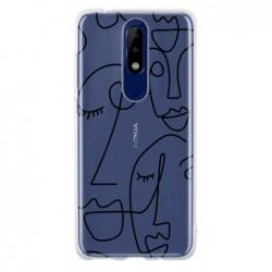 Coque picasso pour Nokia 5.1
