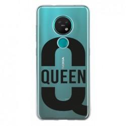 Coque queen pour Nokia 7.2