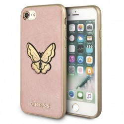 Coque Guess Papillon Rose...