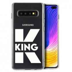 Coque king pour Samsung S10