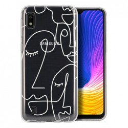 Coque picasso pour Samsung A10