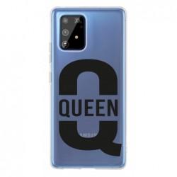 Coque queen pour Samsung A91