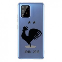 Coque champion du monde...