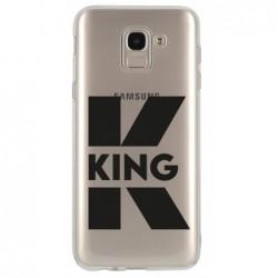 Coque king pour Samsung A6...