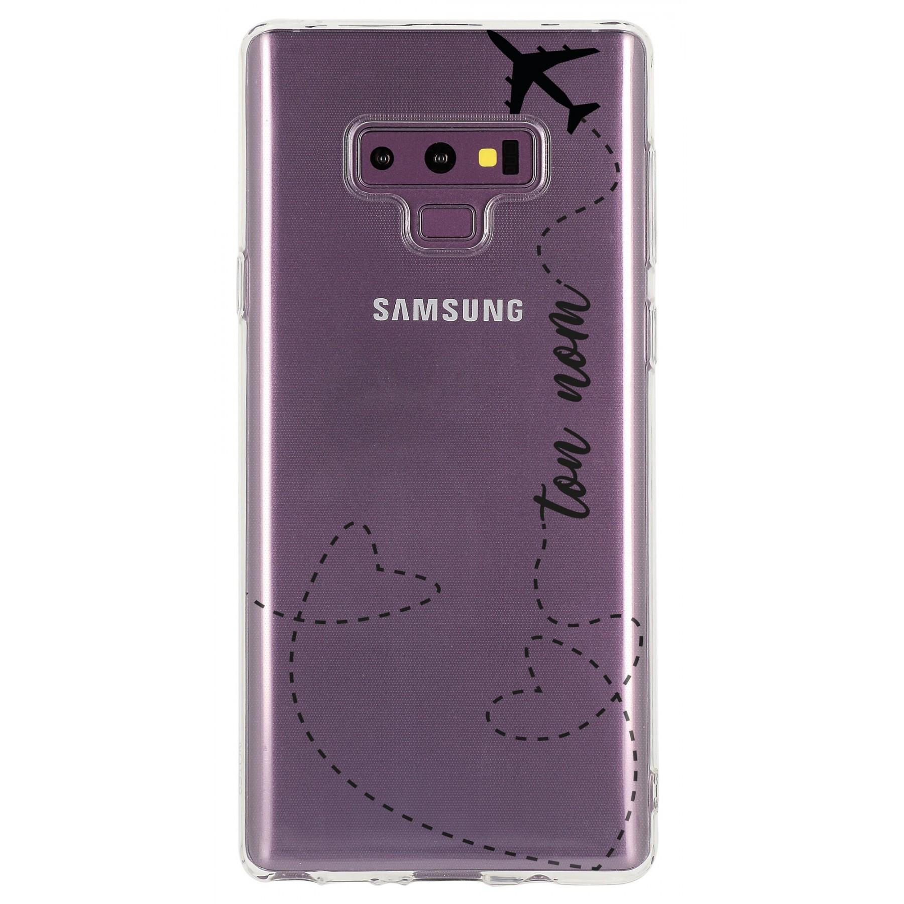 Coque avion personnalisable pour Samsung Note 9