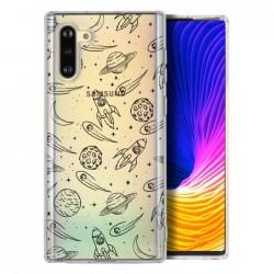 Coque spatial pour Samsung...
