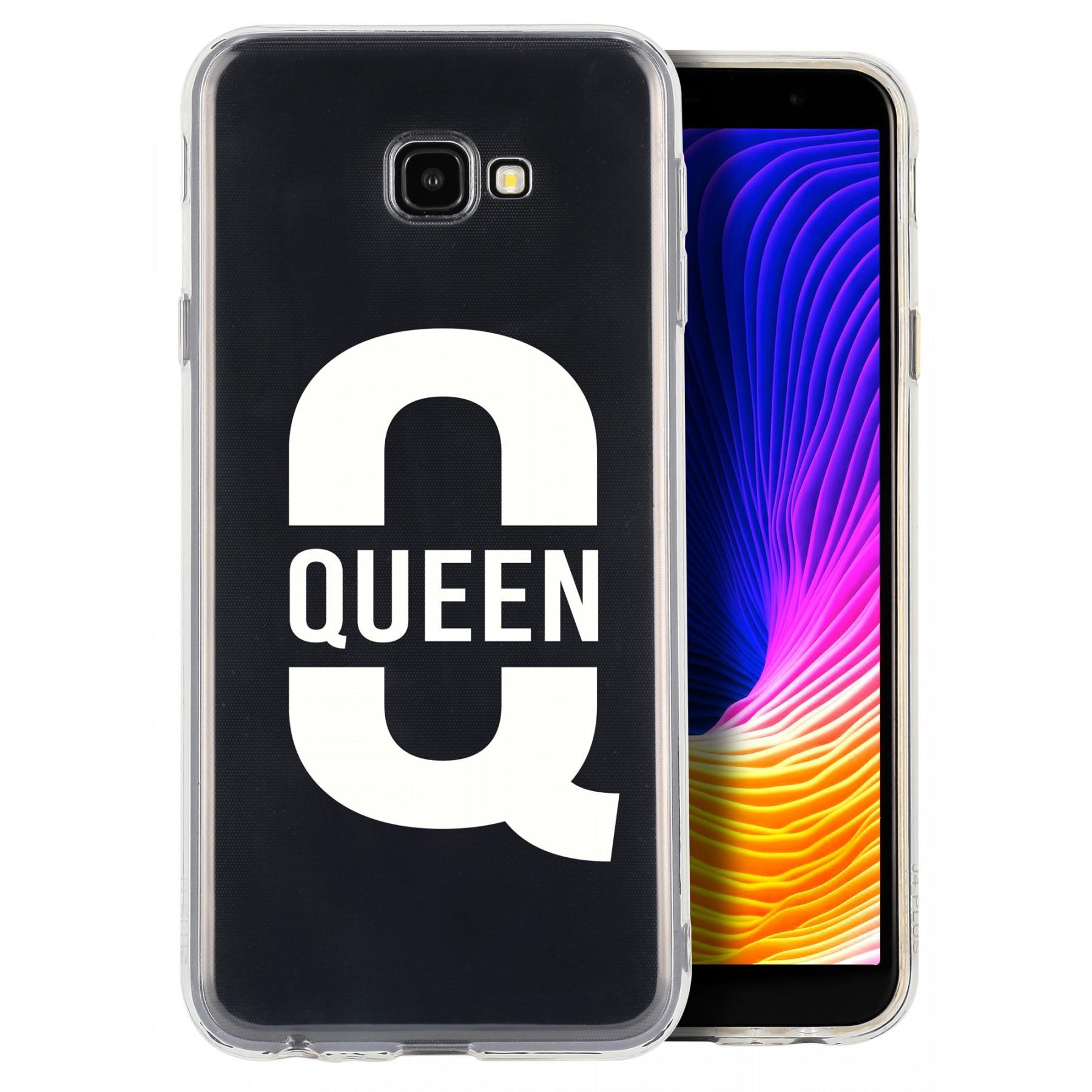 Coque queen pour Samsung J4 plus
