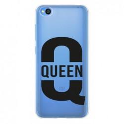 Coque queen pour Redmi Go