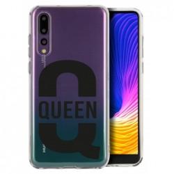Coque queen pour Huawei P20...