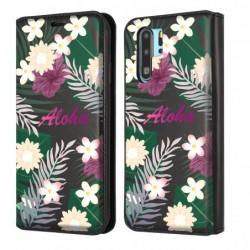 Etui à clapet aloha...