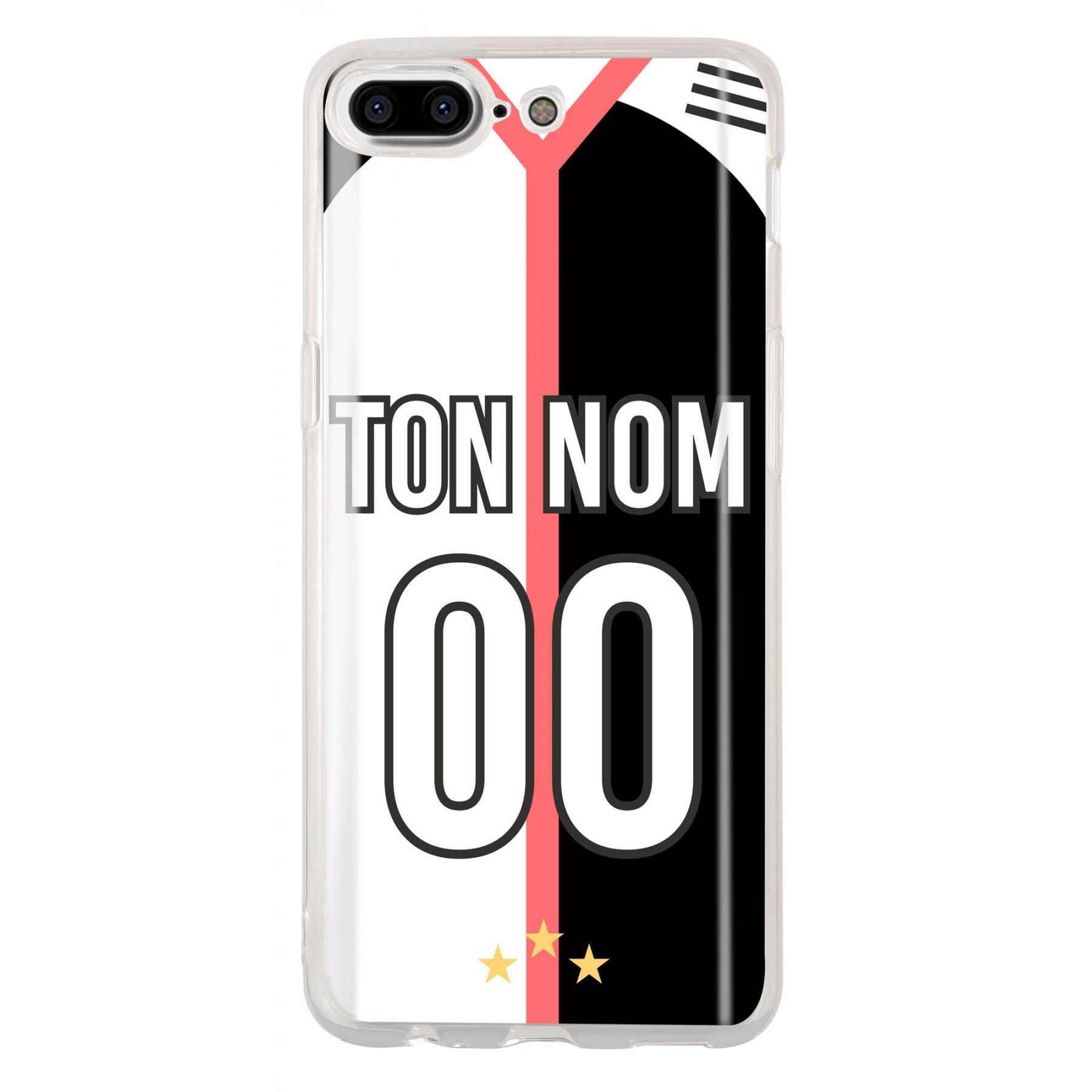 Coque maillot domicile juventus turin pour OnePlus 5