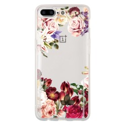 Coque rose lyly pour OnePlus 5