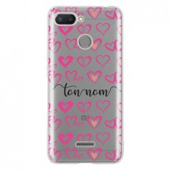 Coque love personnalisable...