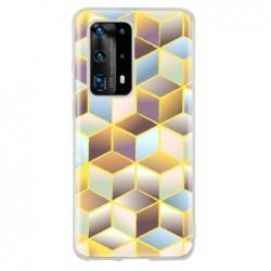 Coque geometrie pour Huawei...