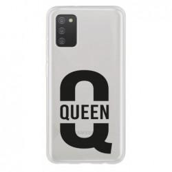 Coque queen pour Samsung A02s