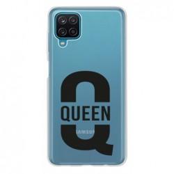 Coque queen pour Samsung A12
