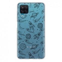 Coque spatial pour Samsung A12