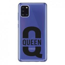Coque queen pour Samsung A31