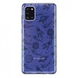 Coque spatial pour Samsung A31