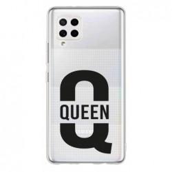 Coque queen pour Samsung A42